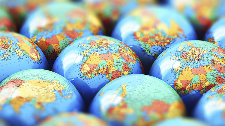 The Brief History of Geography