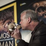 """Catching A Glimpse on Prof. Lee R. Berger's """"Almost Human"""""""